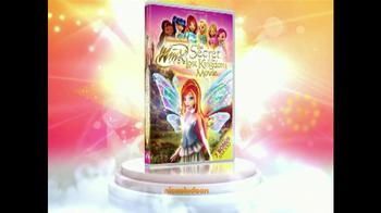 The Secret of the Lost Kingdom Home Entertainment TV Spot