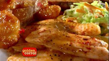 Golden Corral Tropical Island Grill TV Spot