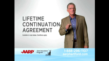 AARP Healthcare Options TV Spot For Lifetime Continuation Agreement - Thumbnail 4