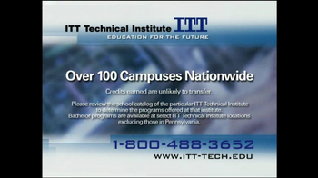 ITT Technical Institute TV Spot For Life Is Too Short - Thumbnail 10