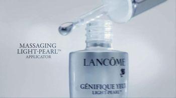 Lancôme Genifique Eye Light-Pearl TV Spot, 'Luminosity'