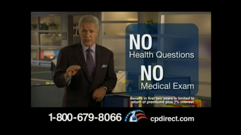 Colonial Penn TV Spot For Life Insurance - Thumbnail 7