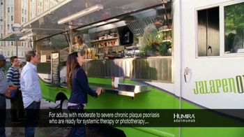 HUMIRA TV Spot, 'Food Stand' - Thumbnail 1