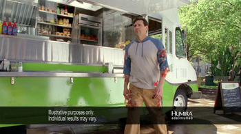 HUMIRA TV Spot, 'Food Stand' - Thumbnail 4