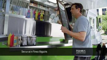 HUMIRA TV Spot, 'Food Stand' - Thumbnail 7