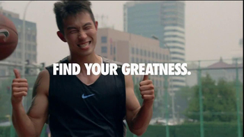Nike TV Spot, 'Find Your Greatness: Basketball' - Thumbnail 7