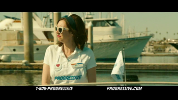 Progressive TV Spot For Flo Boat - Thumbnail 2