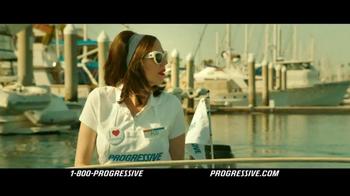 Progressive TV Spot For Flo Boat - Thumbnail 3