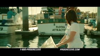 Progressive TV Spot For Flo Boat - Thumbnail 4