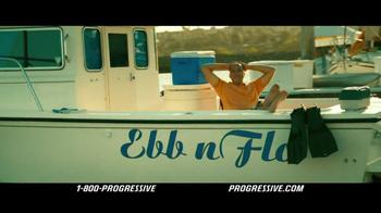 Progressive TV Spot For Flo Boat - Thumbnail 7