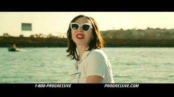 Progressive TV Spot For Flo Boat - Thumbnail 8