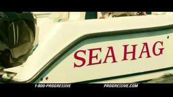 Progressive TV Spot For Flo Boat - Thumbnail 9