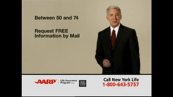 AARP TV Spot For Level Benefit Term Life Insurance - Thumbnail 5