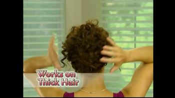 Twist N Clip TV Spot For Hair Clip - Thumbnail 4