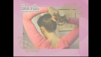 Twist N Clip TV Spot For Hair Clip - Thumbnail 5