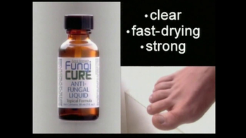 Fungi Cure TV Spot For Finger and Toe Strong Anti-Fungal Medicine - Thumbnail 4