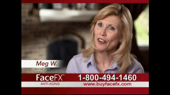 Face FX TV Spot for Anti-Wrinkle System