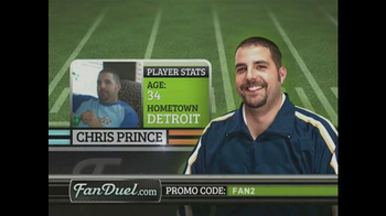 FanDuel Fantasy Football Daily Leagues TV Spot, 'Instant Payouts' - Thumbnail 2