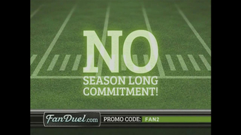 FanDuel Fantasy Football Daily Leagues TV Spot, 'Instant Payouts' - Thumbnail 4