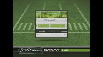 FanDuel Fantasy Football Daily Leagues TV Spot, 'Instant Payouts' - Thumbnail 6