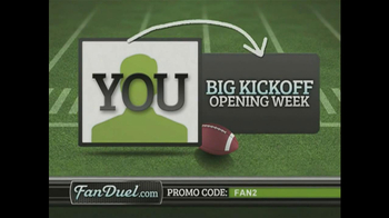 FanDuel Fantasy Football Daily Leagues TV Spot, 'Instant Payouts' - Thumbnail 7