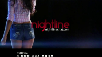 Nightlinechat.com TV Spot for Call Now - Thumbnail 7
