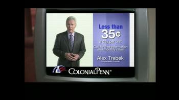 Colonial Penn TV Spot for Guaranteed Acceptance - Thumbnail 2