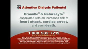Sokolove Law, LLC TV Spot for Dialysis Patients - Thumbnail 3
