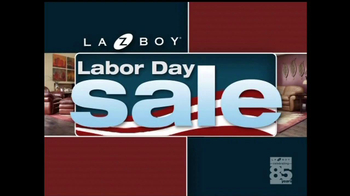 La-Z-Boy TV Spot for Labor Day Sale - Thumbnail 1