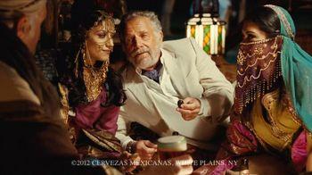 Dos Equis Amber TV Spot, 'Tent'