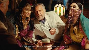 Dos Equis Amber TV Spot, 'Tent' - Thumbnail 6