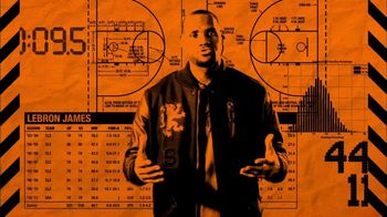 Boost Up TV Spot, 'Full of Statistics' Featuring LeBron James