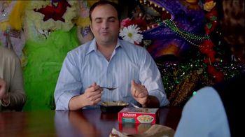 Zatarain's TV Spot For Frozen Entrees