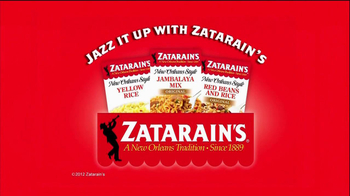 Zatarain's TV Spot For Frozen Entrees - Thumbnail 6