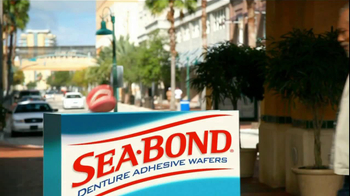 Sea Bond TV Spot For Sea Bond Adhesive Wafers - Thumbnail 1
