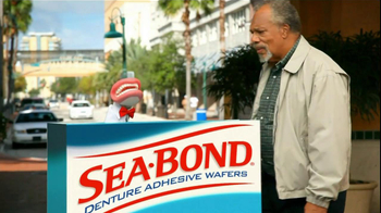 Sea Bond TV Spot For Sea Bond Adhesive Wafers - Thumbnail 2