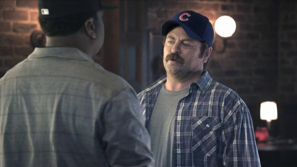New Era TV Commercial For National Anthem with Nick Offerman And Craig  Robinson - iSpot.tv 68132232e