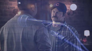 New Era TV Spot For National Anthem with Nick Offerman And Craig Robinson - Thumbnail 4