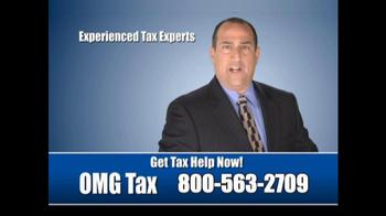 OMG Tax TV Spot For OMG Tax