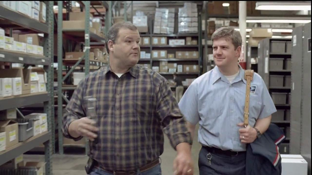 U.S. Postal Service TV Commercial For If It Fits, It Ships