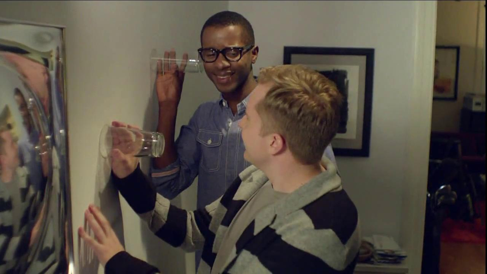Sealy TV Commercial, 'Noisy Neighbors'