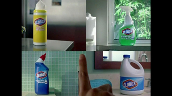 Clorox TV Spot, 'Free To Touch' - Thumbnail 10