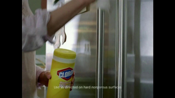 Clorox TV Spot, 'Free To Touch' - Thumbnail 6