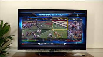 DIRECTV TV TV Spot, 'Dominate Fantasy League' - 147 commercial airings