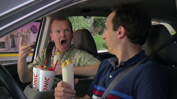 Sonic Drive-In TV Spot, 'Breakfast Burritos' - 493 commercial airings