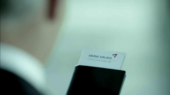 Asiana Airlines TV Spot For Golden Grand Slam Service - Thumbnail 10