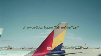 Asiana Airlines TV Spot For Golden Grand Slam Service - Thumbnail 8