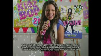 Kidz Bop TV Spot For KidzBop.com - 3 commercial airings