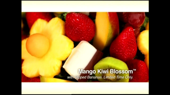 Edible Arrangements TV Spot For Mango Kiwi Blossom