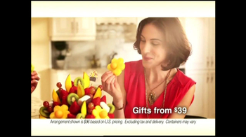 Edible Arrangements TV Spot For Mango Kiwi Blossom - Thumbnail 7